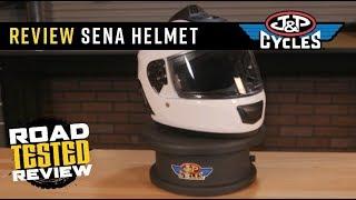 Road Tested Review- Sena Momentum INC-PRO Bluetooth Camera Motorcycle Helmet
