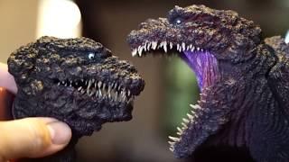 Xplus Gigantic Shin Godzilla RIC Unboxing