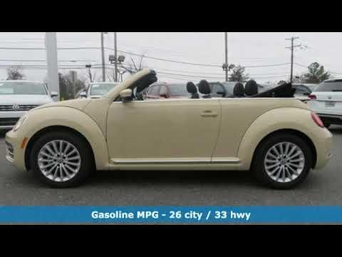 2019 Volkswagen Beetle Baltimore MD Parkville, MD #O9500382