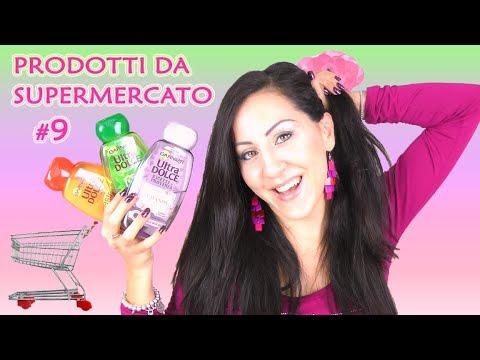 Prodotti da supermercato 9 nuovi shampoo e bagnoschiuma for Bagnoschiuma v