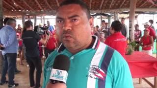 Vereador Luizinho demostra preocupação com o acampamento Zé Maria do Tomé