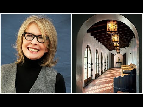★ Tour : Diane Keaton's 1920s Beverly Hills Residence | HD