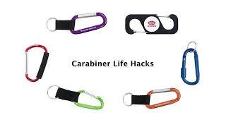 Carabiner Life Hacks