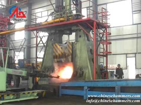 Hydraulic Closed Die Forging Hammer