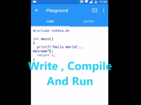 Programming Hub   All Programming Languages in your Smartphone   DIngDong  Apps