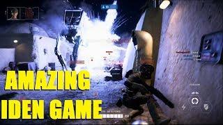 Star Wars Battlefront 2 - THE BEST IDEN KILLSTREAK IN BF2! | INSANE GAME! thumbnail