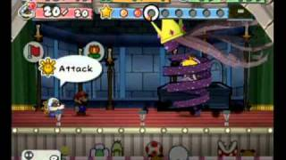 Paper Mario: TTYD - Level Zero - Shadow Queen