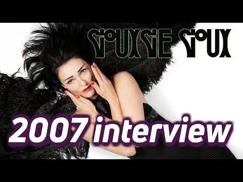 Siouxsie Sioux talks about her Mantaray Album | 2007 Interview