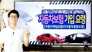 교통사고처리특례법으로 살펴보는 자동차보험 가입요령 (f…