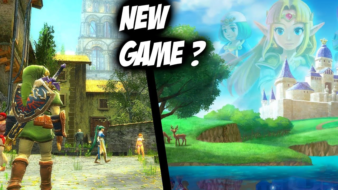 new zelda game story place and characters 2019 youtube