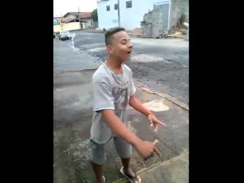 MC mudinho - mudo cantando funk