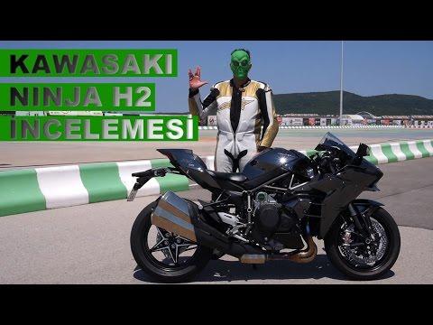 Kawasaki Ninja H2 Motosiklet İncelemesi