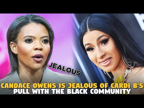 Cardi B Fires Back at Candace Owens' Criticisms of 'WAP' Grammy ...