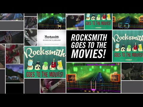 Rocksmith 2014 Edition DLC - Rocksmith Goes To The Movies