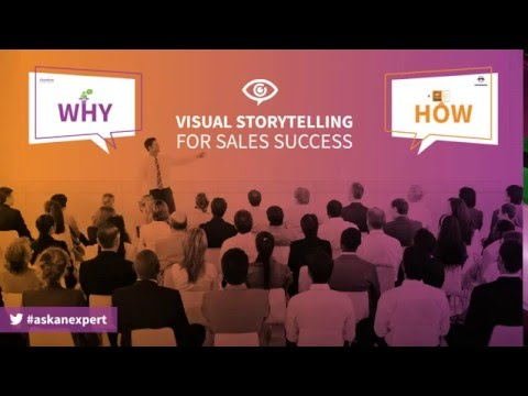 Storytelling in Business - Visual Storytelling for Sales Success