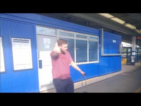 Train ride from London Kings Cross to Foxton aboard 700035 | 10/06/18
