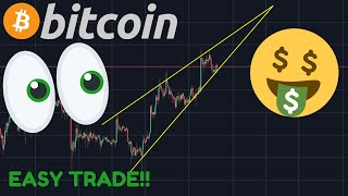 BITCOIN TRADE ALERT!!!!!! THE SECRET PATTERN THAT FEW PEOPLE SEE!!!