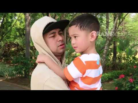 JANJI SUCI - Raffi Menemani Rafathar Shooting Iklan (9/9/18) Part 1