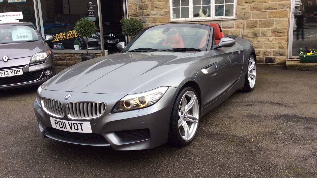 Bmw Z4 3 0 35i M Sport Sdrive Youtube