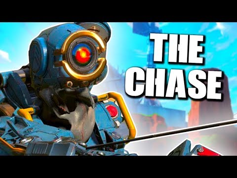 THEY CHASED ME FOR HALF A GAME SO I GOT REVENGE! - PS4 APEX LEGENDS!