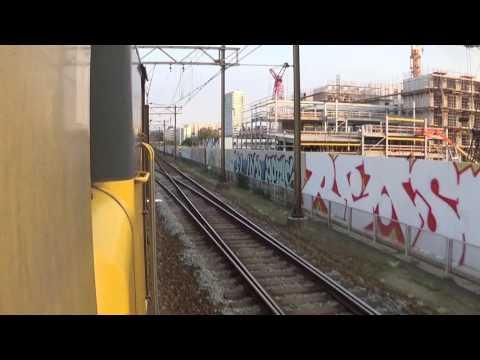 Met de trein naar Helmond!