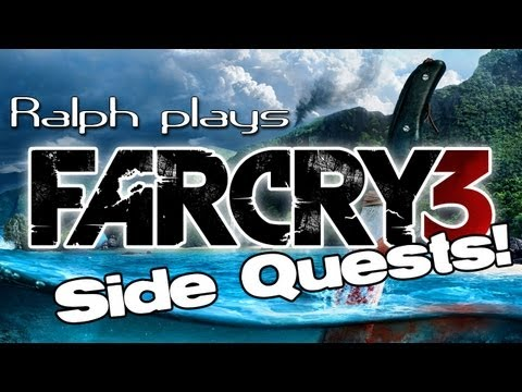 Far Cry 3: Pictures of Dead Pirates (Let's Play Side Quests - 09)