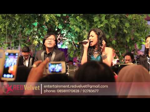AKU DAN DIRIMU - ARI LASSO Feat RED VELVET ENTERTAINMENT live at BIRAWA BIDAKARA