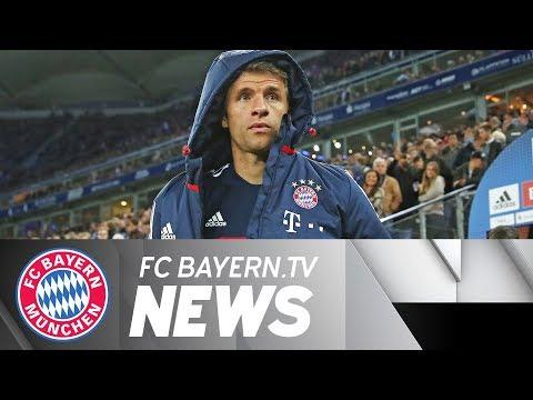 Müller injured – Reserves win derby