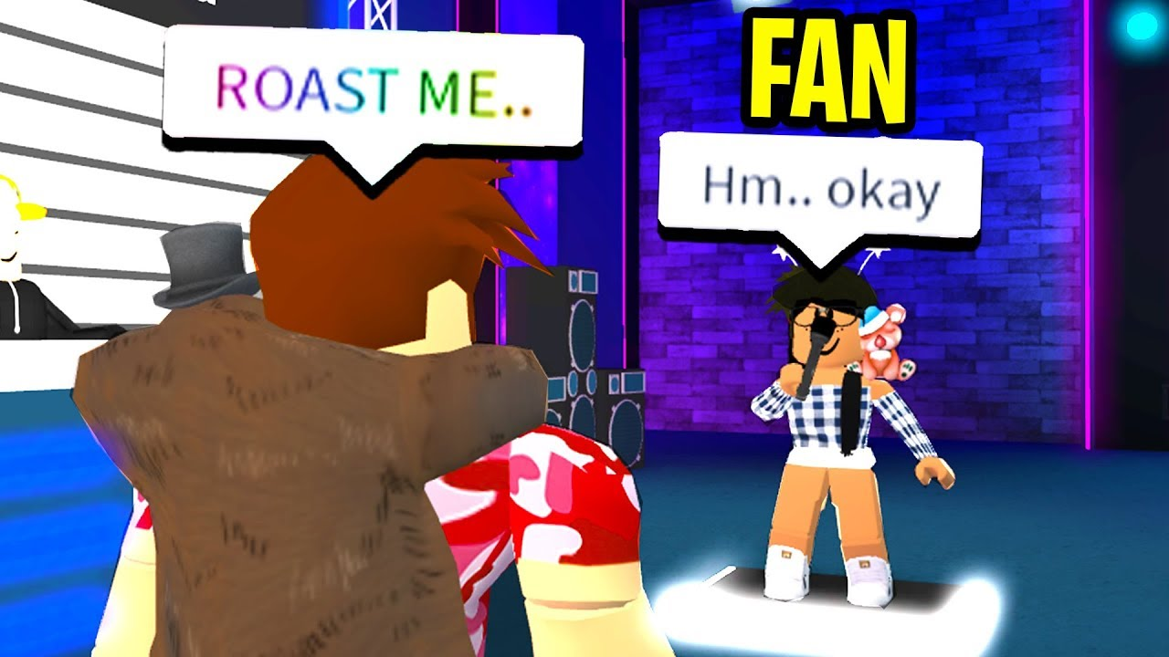 Roblox Epic Rap Battles Youtube Roast Rap Battles Against My Fans Roblox Youtube