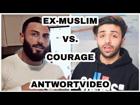 EX-MUSLIM Vs Courage