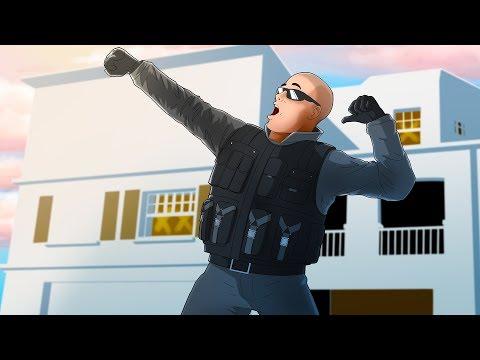 Rainbow Six Siege - Random Moments #58 (Pesky Pulse, Grenade Bouncing!)