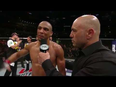 Fight Night Chicago: Edson Barboza Octagon Interview