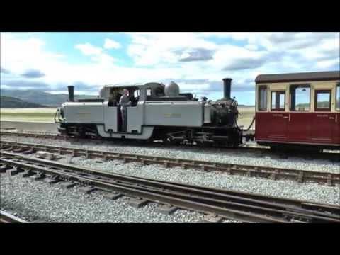 The Ffestiniog Railway - A Morning Ride