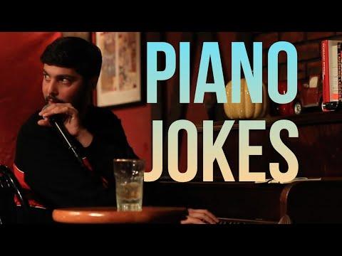 Piano Jokes - Neel Nanda - Stand-Up Comedy