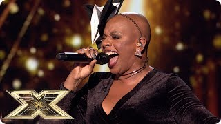 Janice Robinson sings The Climb in Sing-Off | Live Shows Week 1 | The X Factor UK 2018