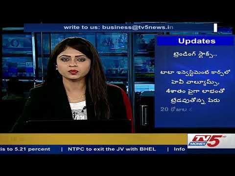 20th April 2018 TV5 Money Markets @11