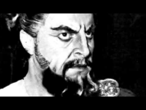 Boris Christoff - Agamemnone - O Diana, Dea spietata!...