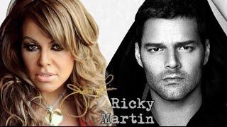 Jenni Rivera & Ricky Martin - Lo Mejor de Mi Vida Eres Tú (Video)