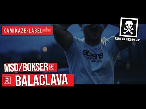 MSD / BOKSER - BALACLAVA / prod. Dechu | ☠ | (Official Video)