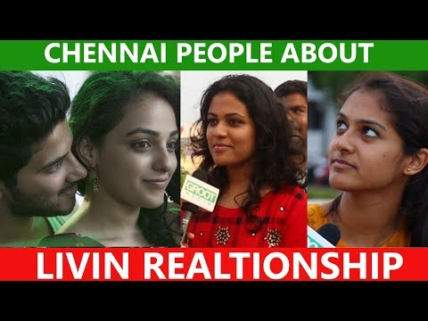CHENNAI PEOPLE ABOUT LIVING IN RELATIONSHIP | WASSUP CHENNAI | #GROOT MEDIA