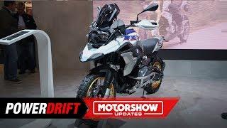2019 BMW R 1250 GS : When in doubt, GS it out : Intermot 2018 : PowerDrift