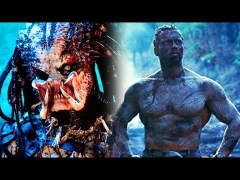 LET'S TALK ABOUT DUTCH IN THE PREDATOR 2018 MOVIE CAMEO APPEARANCE
