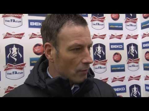 Mark Clattenburg explains FA Cup postponement
