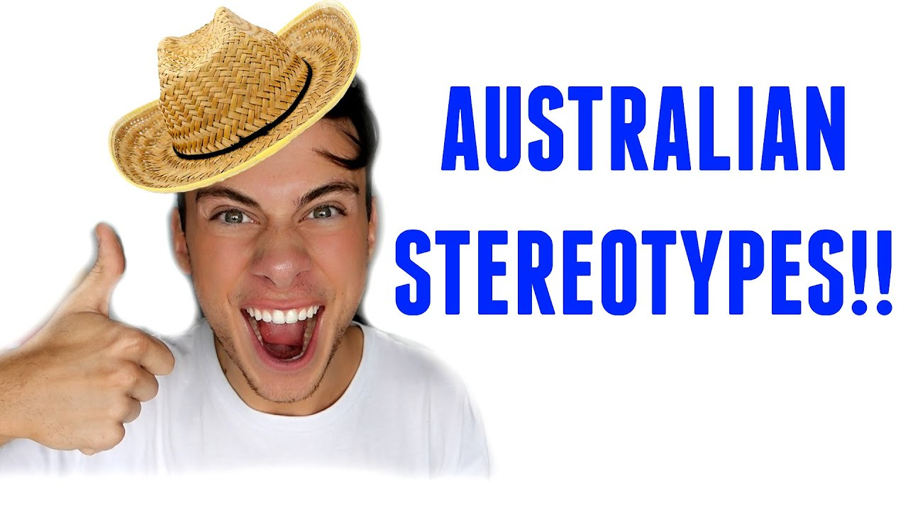 Stereotypical Australian