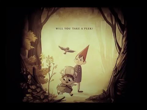 Full Into The Unknown Instrumental Over The Garden Wall
