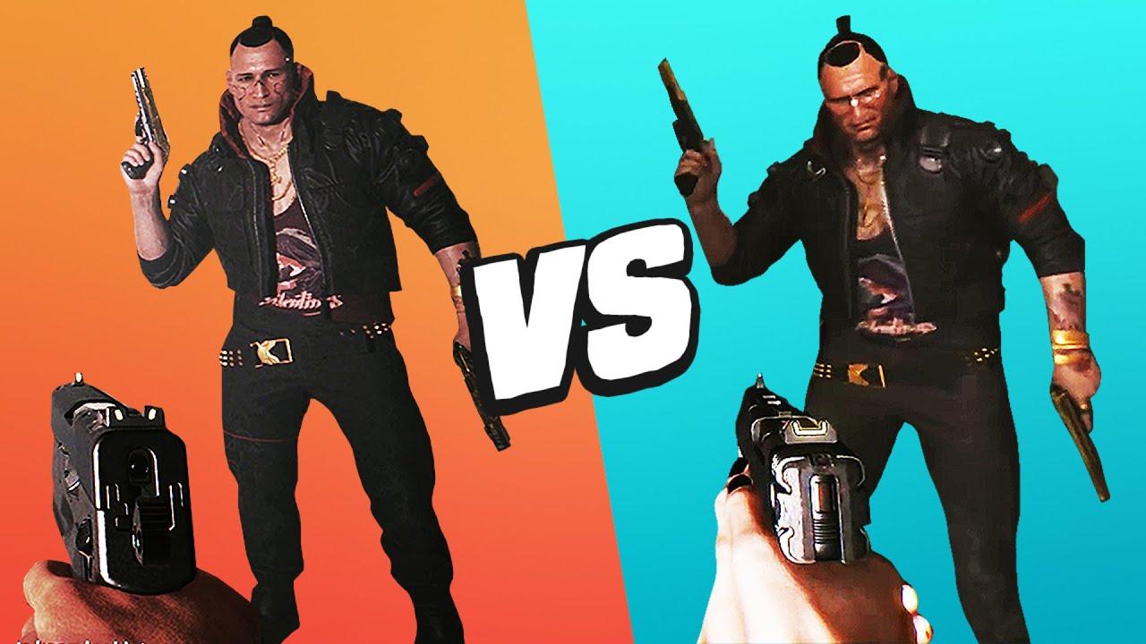 Cyberpunk 2077: Demo vs Retail Gameplay