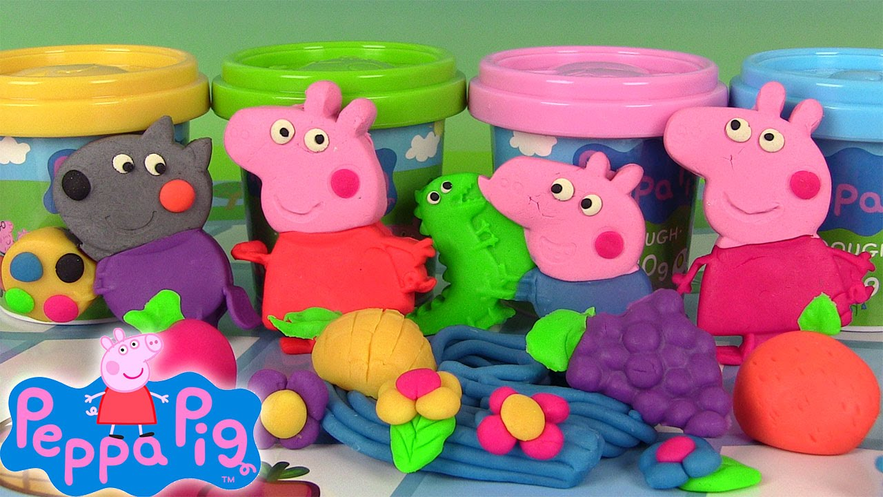 p te modeler peppa pig le pique nique peppa pig picnic. Black Bedroom Furniture Sets. Home Design Ideas
