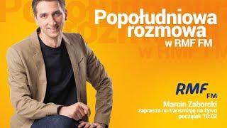 Paweł Rabiej gościem Popołudniowej rozmowy w RMF FM - Na żywo