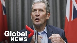 Coronavirus outbreak: Local company to help Manitoba businesses access federal programs | FULL