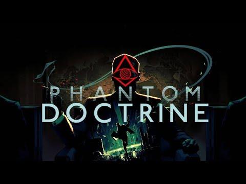 КГБ против ЦРУ - PHANTOM DOCTRINE - обзор , первый взгляд , прохождение № 1